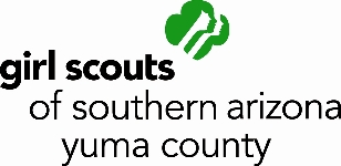 Girl Scouts of Southern Arizona Yuma AZ