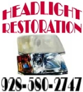 Headlight Restoration in Yuma Arizona